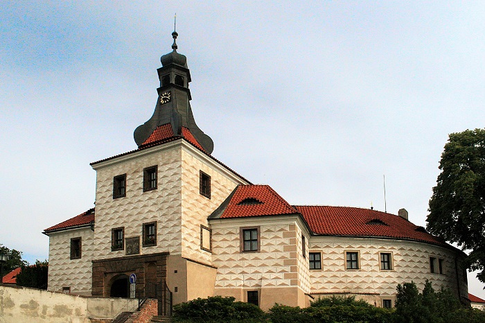 zamek KO